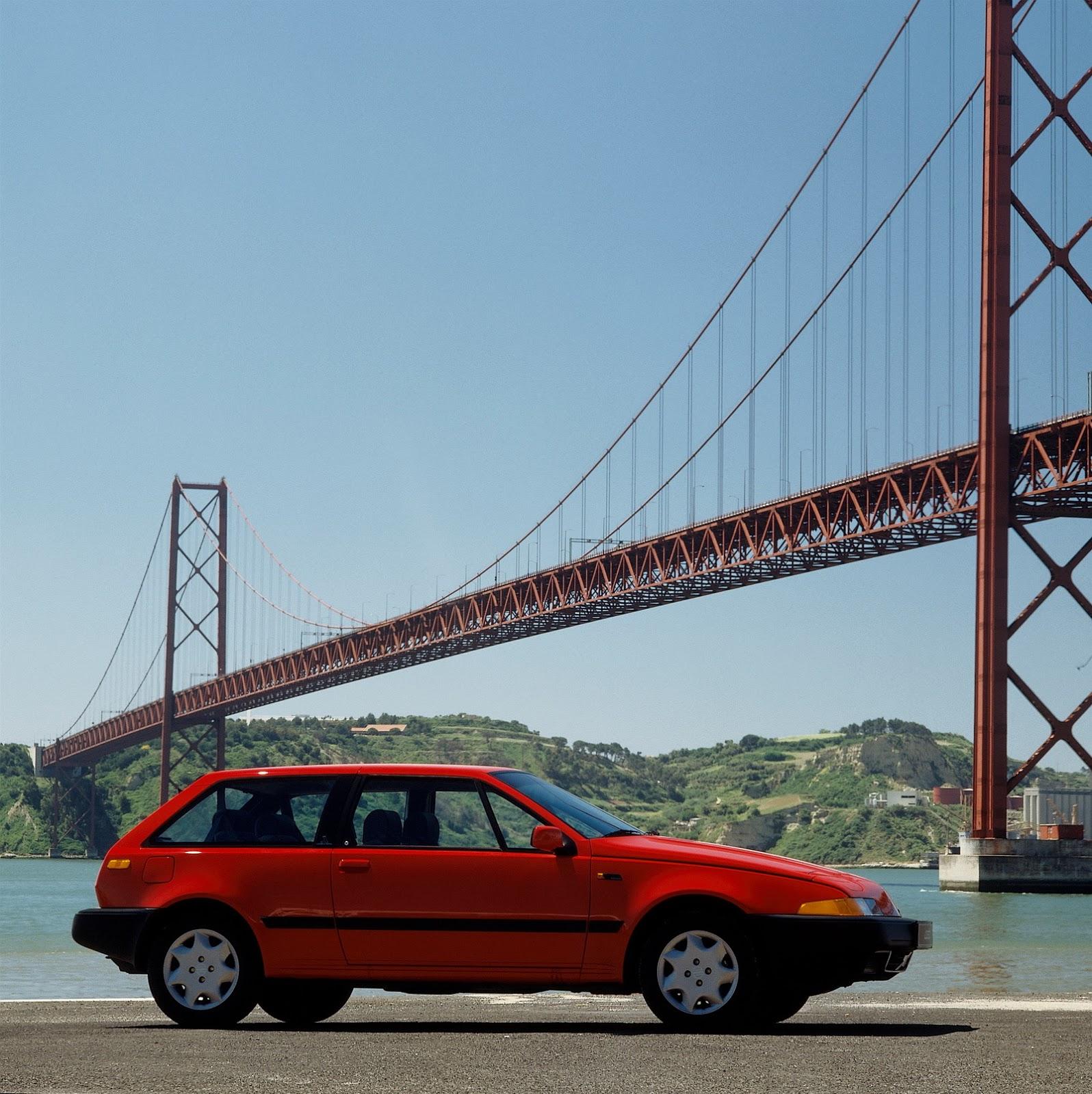 Volvo tôn vinh 480 ES - 30 năm sau Geneva Motor Show 1986
