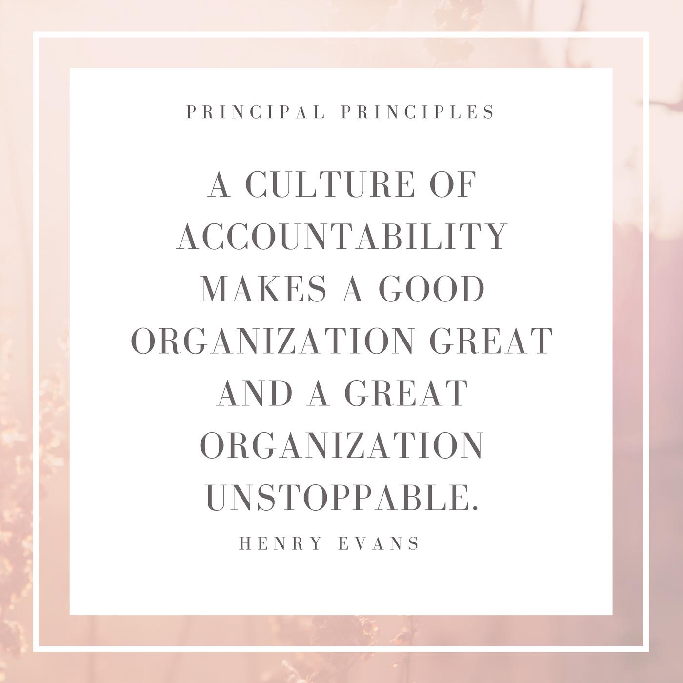 accountability definition essay