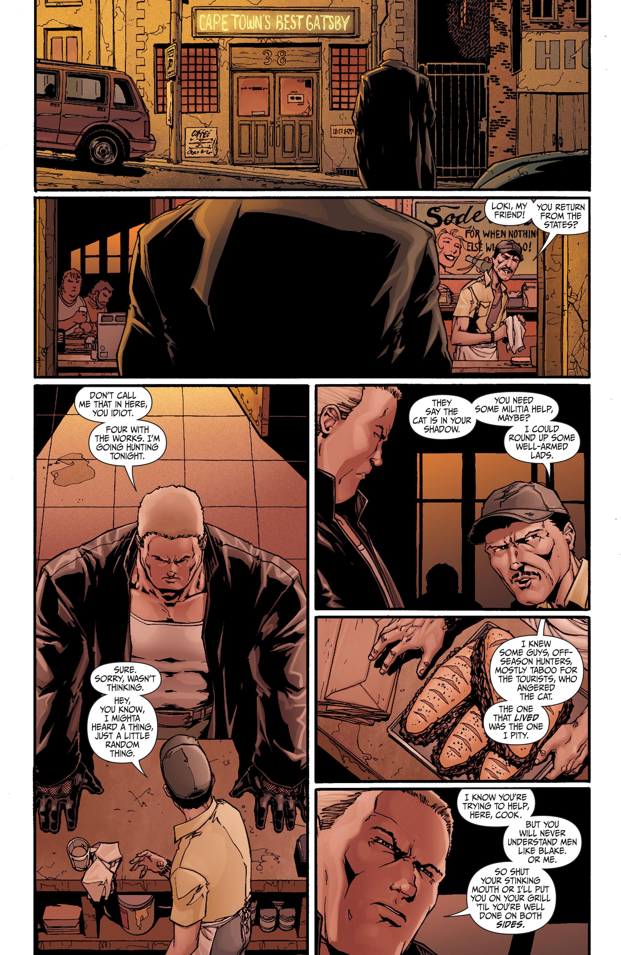 Read online Secret Six (2008) comic -  Issue #21 - 14