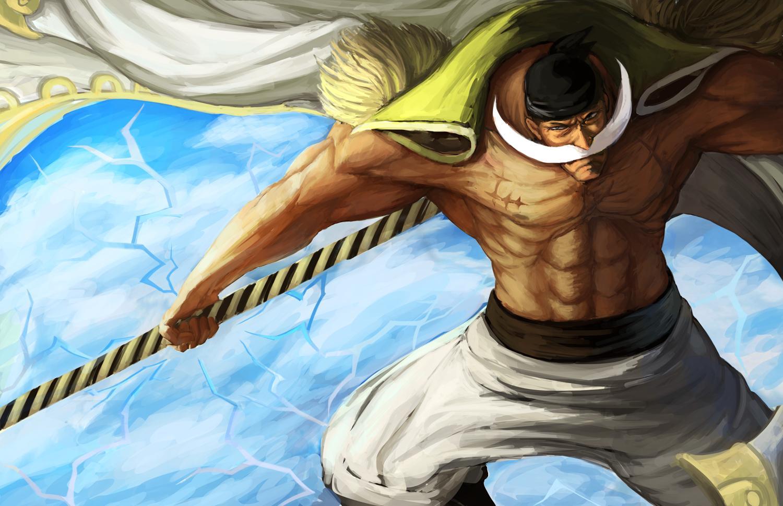 One Piece Wallpaper: White Beard - One Piece Wallpaper