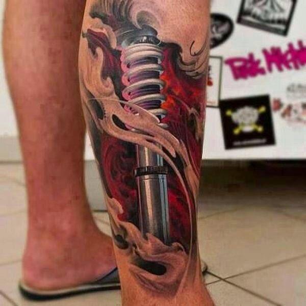 Biomechanika Cz 1 Tatuaże 100 Pro
