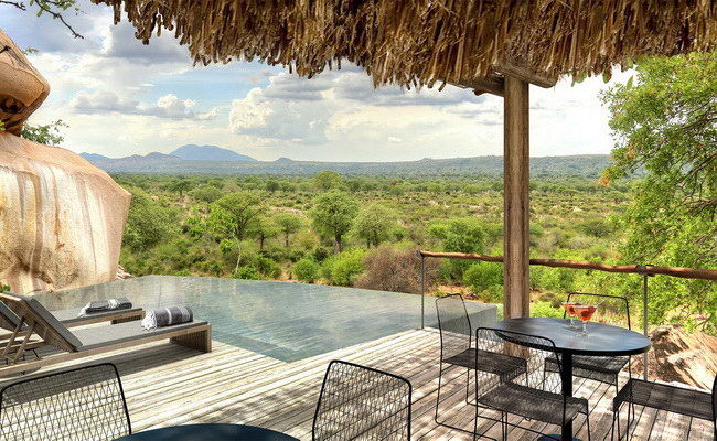 Xxvlor Ruaha National Park is the largest conservation area in East Africa