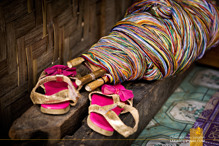 What to See in Zamboanga City Yakan Weaving Village