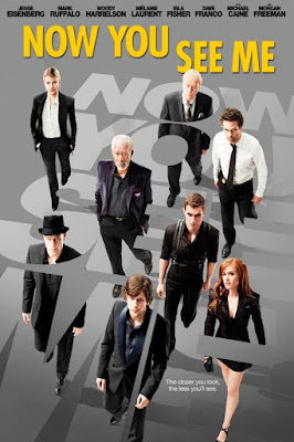Review dan Sinopsis Film Now You See Me (2013)