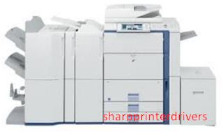 Sharp MX-7000N Printer Driver Download