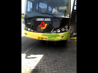 Sewa Bus Pariwisata PO. Alvin Trans Surabaya