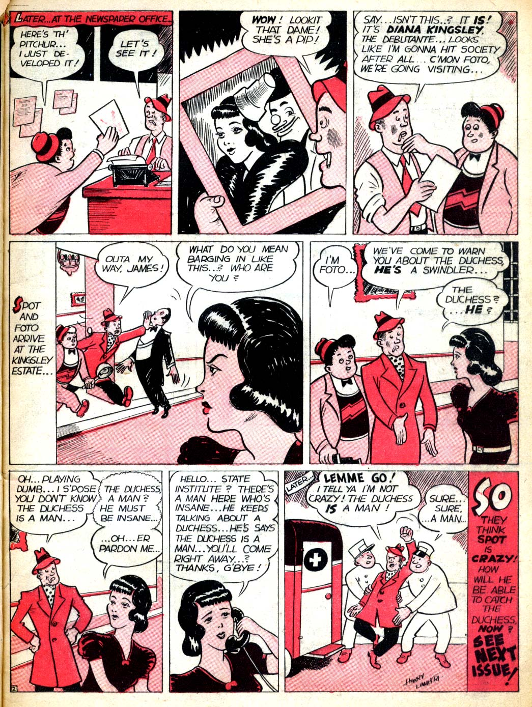 Read online All-American Comics (1939) comic -  Issue #2 - 15