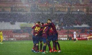 FC Barcelona v Sevilla: Copa del Rey final