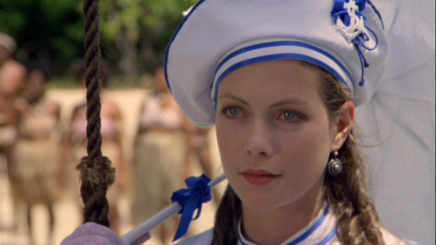 Everything Jenny Seagrove: Jenny Seagrove in Nate and Hayes aka Savage  Islands - Pic #1