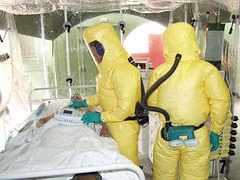 Ebola Health Care Providers