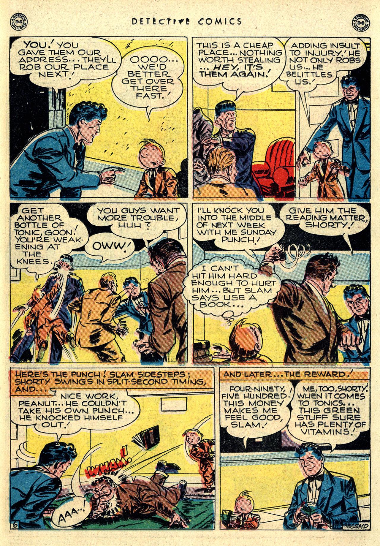 Read online Detective Comics (1937) comic -  Issue #116 - 29