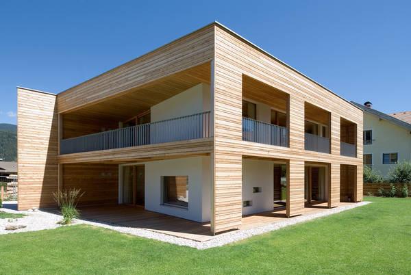 decorar apartamento Casa Passiva Manutenção de cerca de 100 euros por ano
