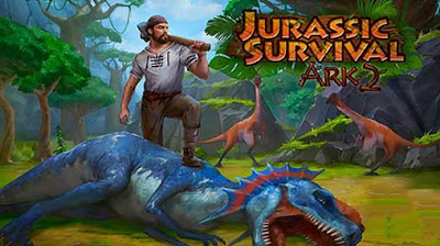 Jurassic Survival Island: ARK 2 Evolve Apk + Mod Android Money Offline
