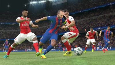 Pro Evolution Soccer 2017 Demo-1