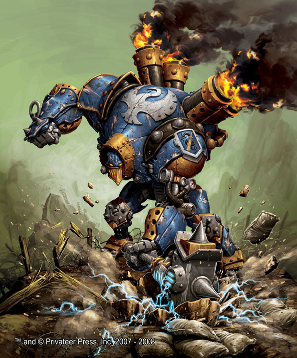 WARMAHORDES artworks at deviantART photo