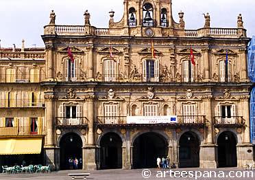 Acerc arte arquitectura barroca espa ola - Arquitectos en espana ...