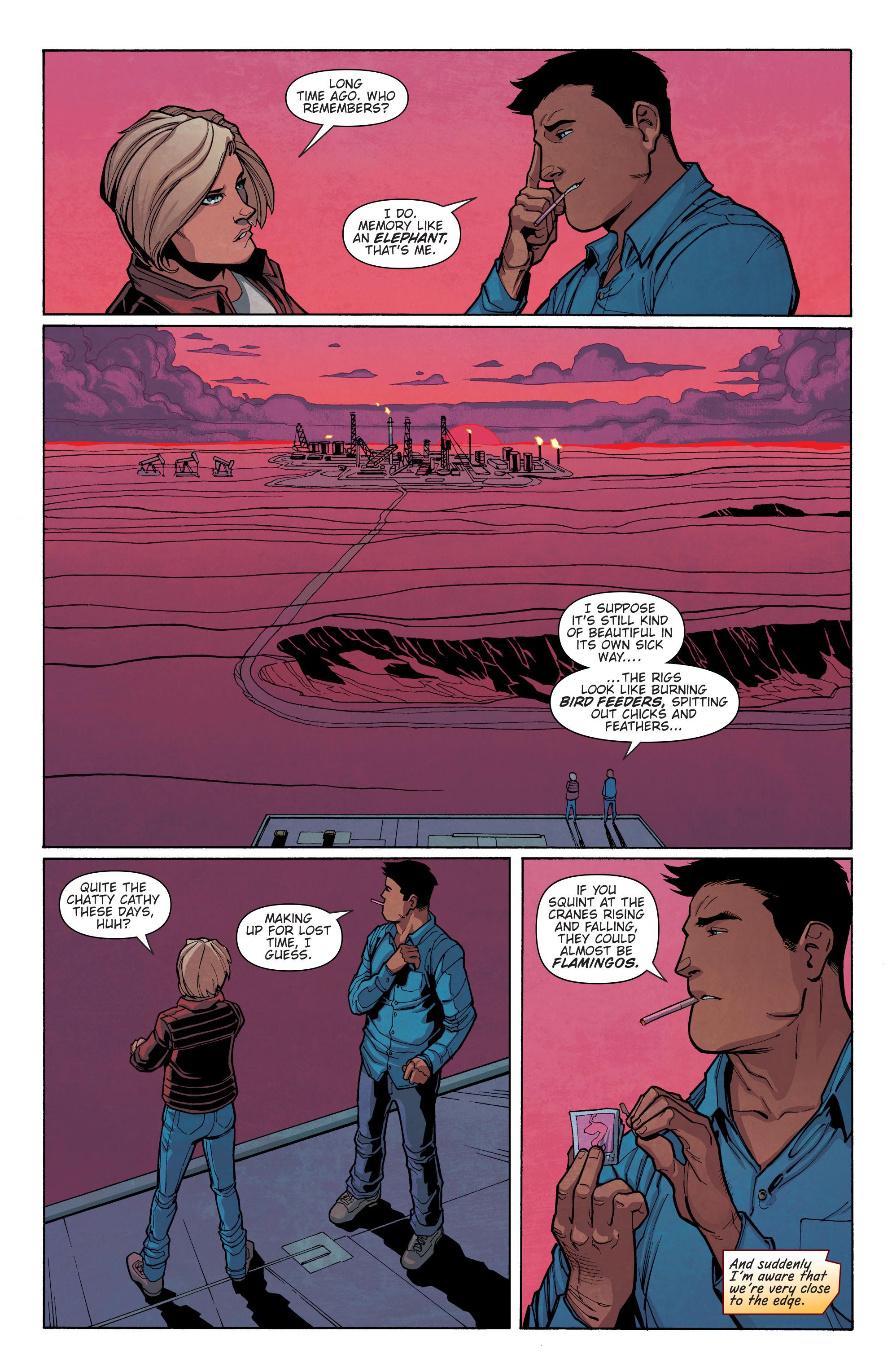 Read online Slash & Burn comic -  Issue #4 - 20