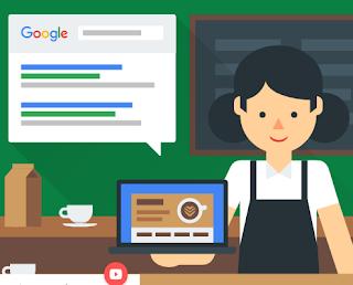 cara agar blog muncul di google dengan webmaster google