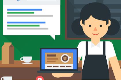 Cara agar blog muncul di Google dengan Webmaster Google [terindeks]