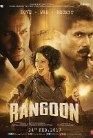 Sinopsis Film Rangoon (2017)