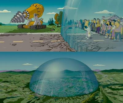 La película de los Simpson 2007