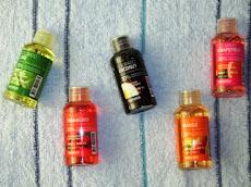 Menang mini set Suaviss body wash dari Althea