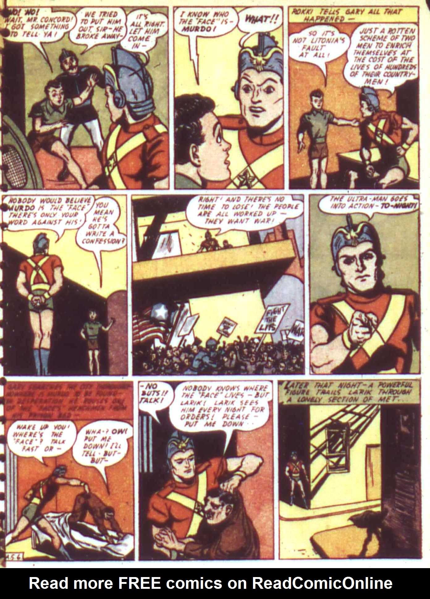 Read online All-American Comics (1939) comic -  Issue #17 - 33