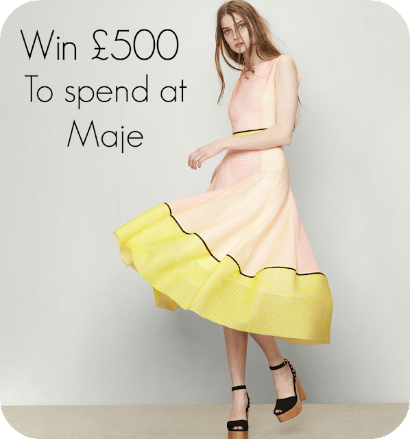 Win £500 clothing vouchers