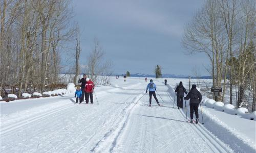 Winter Activities in Wyoming