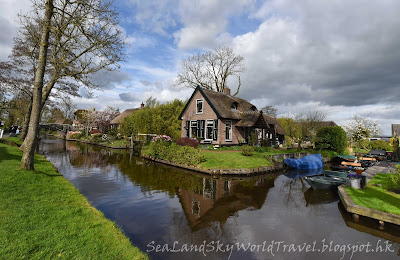 羊角村, Giethoorn, 荷蘭, holland, netherlands