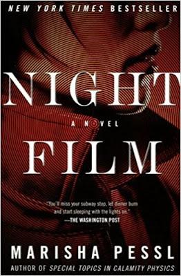 Night Film by Marisha Pessl (Book cover)