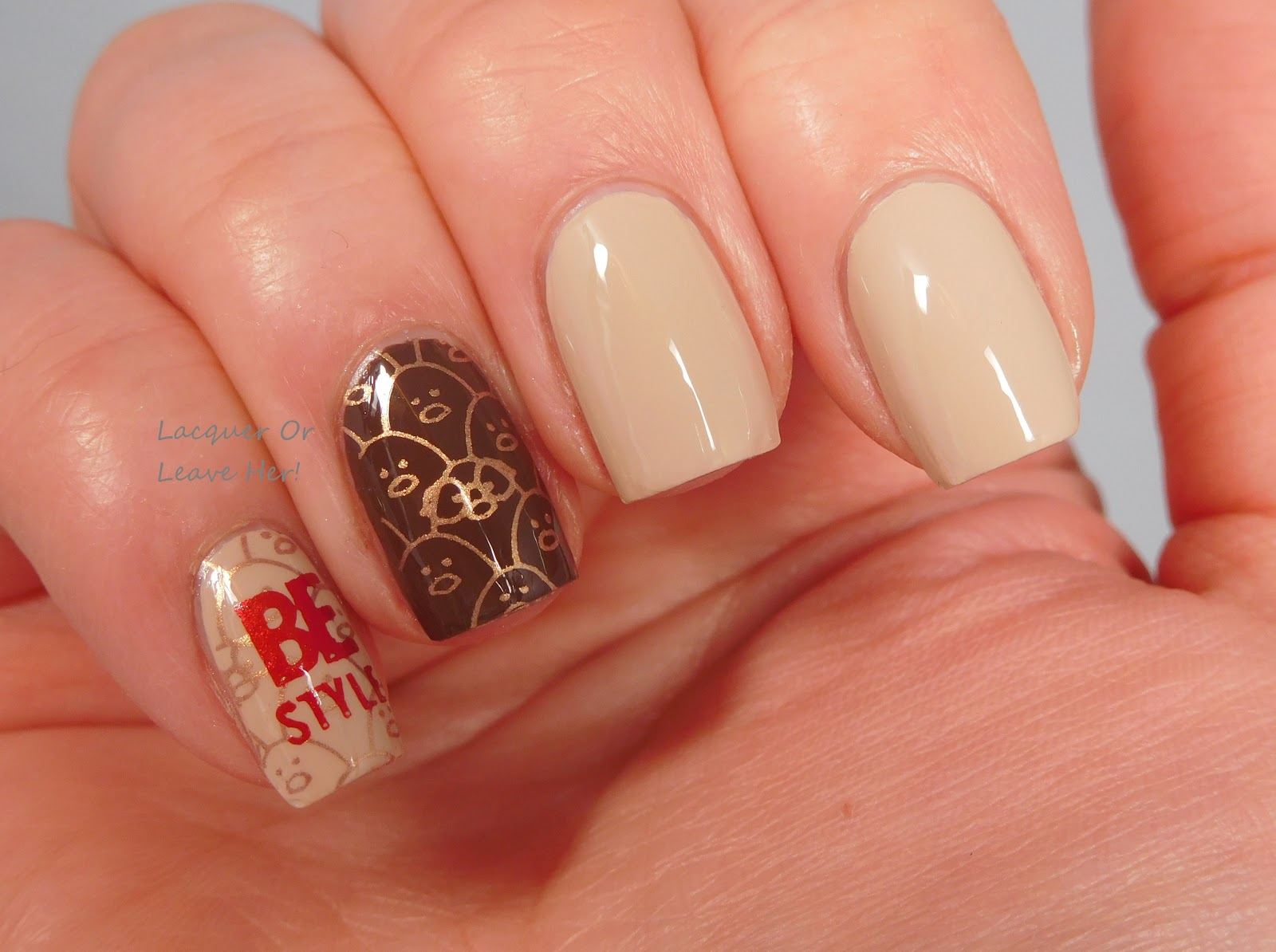 Lacquer or Leave Her!: Review: Lina Nail Art Supplies ...