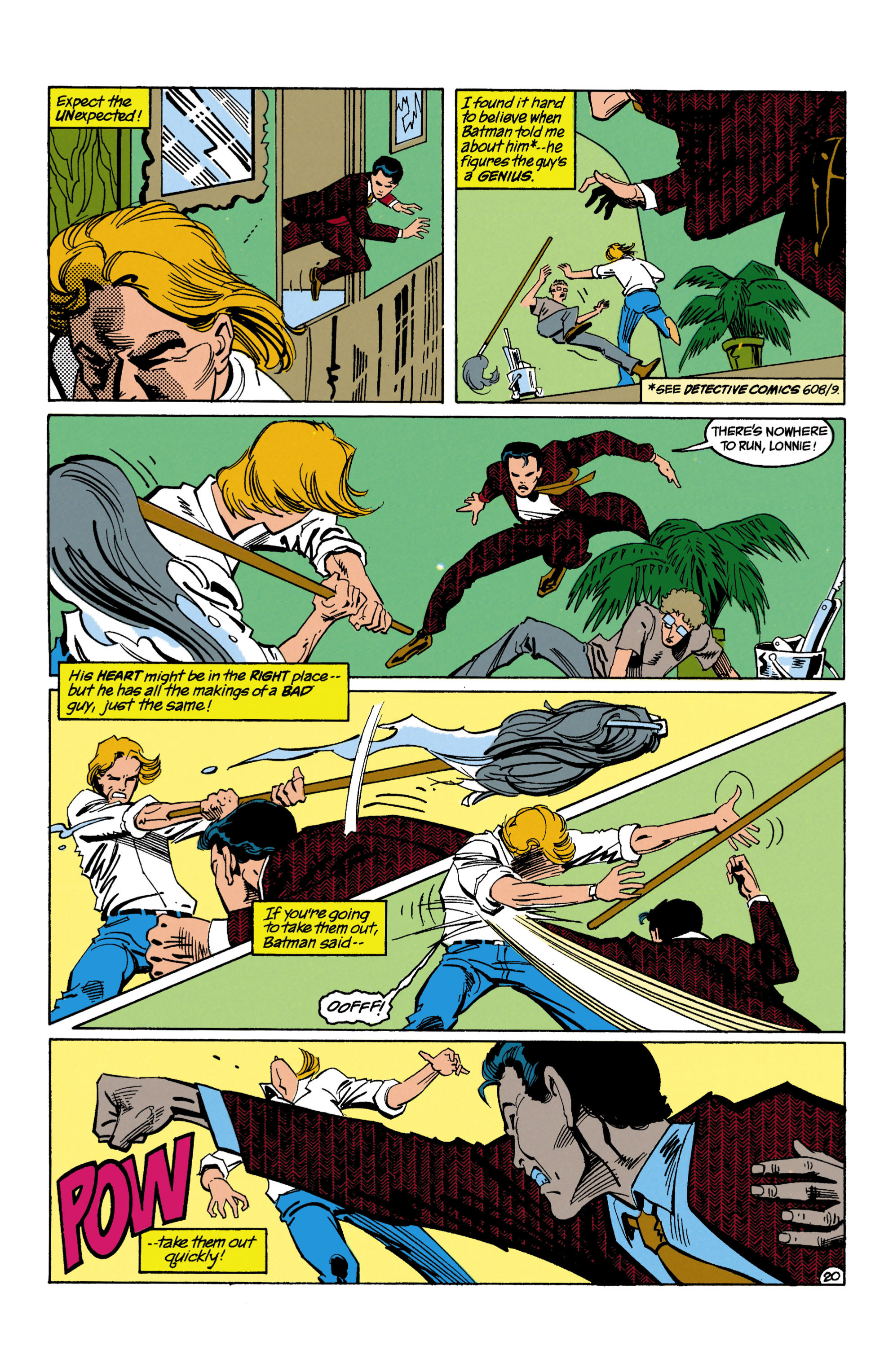 Detective Comics (1937) 620 Page 20