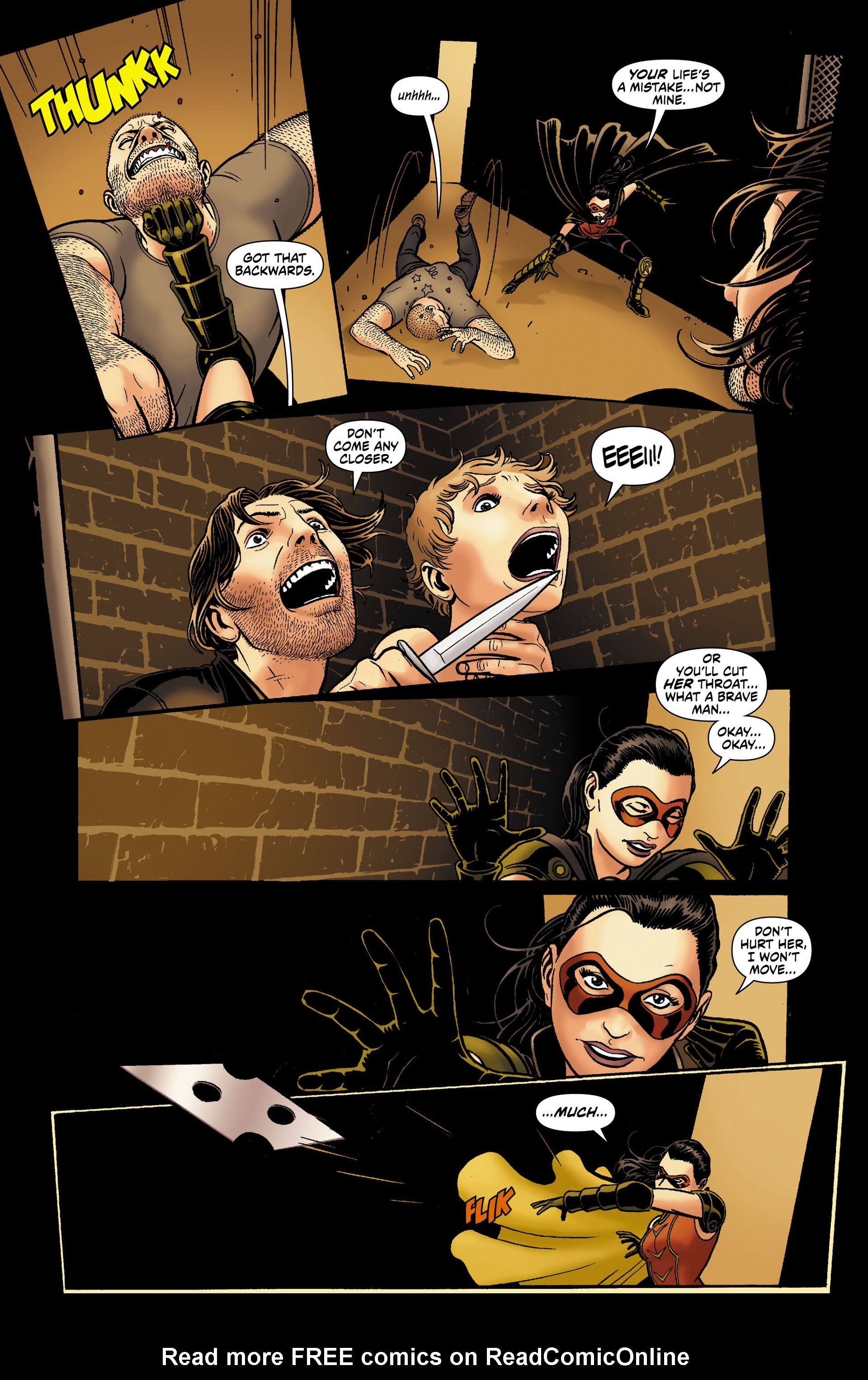 Read online Worlds' Finest comic -  Issue #0 - 6