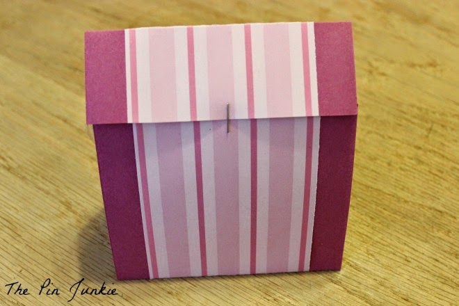 Making Valentine Treat Bags Easy DIY