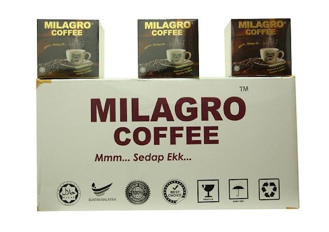 MILAGRO COFFEE PATAWALI BOLEH BELI DI LAZADA