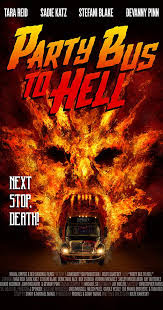 Party Bus To Hell (2017) Dual Audio Hindi 250MB BluRay 480p ESubs