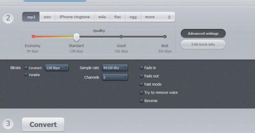 Cara Mengkonversi M4A ke MP3 3