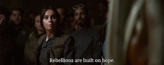 hope in star wars