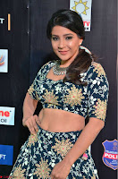 Lakshmi in a Crop Top Choli Ghagra  at IIFA Utsavam Awards 2017  Day 2 at  20.JPG
