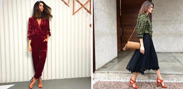 Melhores looks da Isabella Fiorentino no Esquadrão da Moda