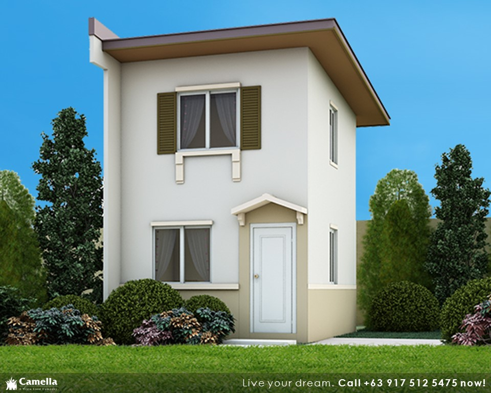 Ezabelle - Camella Dasmarinas Island Park| Camella Affordable House for Sale in Dasmarinas Cavite