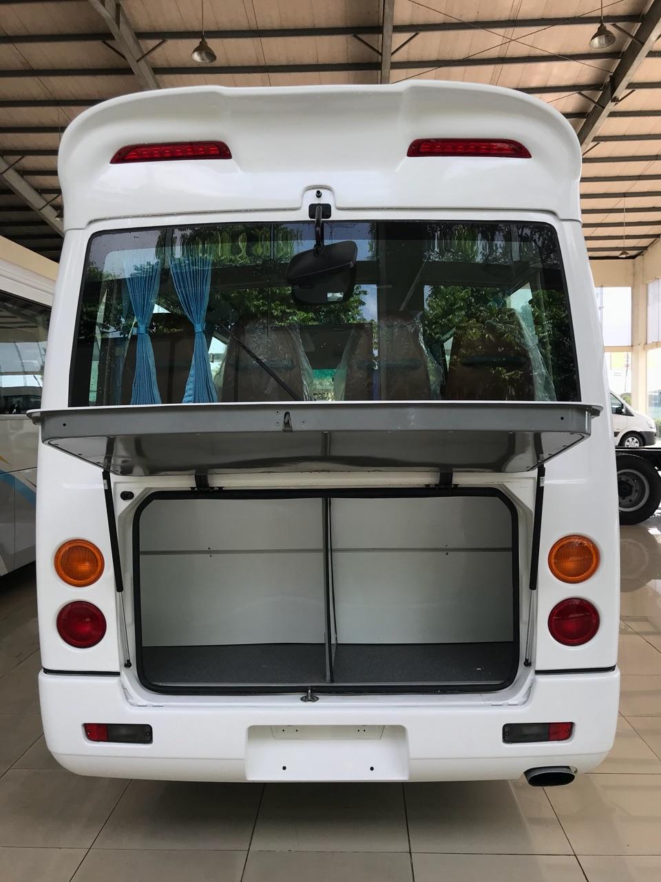 Xe khách 29 chỗ Fuso Rosa tại Hải Phòng