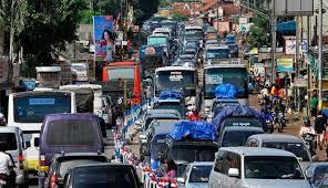 Daftar Titik Macet dan Pasar Tumbah Mudik Lebaran 2016