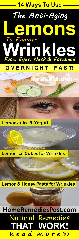 lemon for wrinkles, lemon and wrinkles, how to get rid of wrinkles, home remedies for wrinkles, anti-aging, how to use lemon for wrinkles, under eye wrinkles, is lemon good for wrinkles, face wrinkles, neck wrinkles, wrinkles treatment
