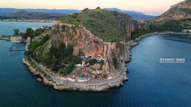 Αρβανιτιά: Η διάσημη παραλία στο Ναύπλιο με την αιματηρή ιστορία...