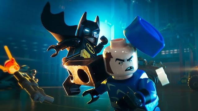 Fotograma de la película: Batman: La LEGO película (2017)