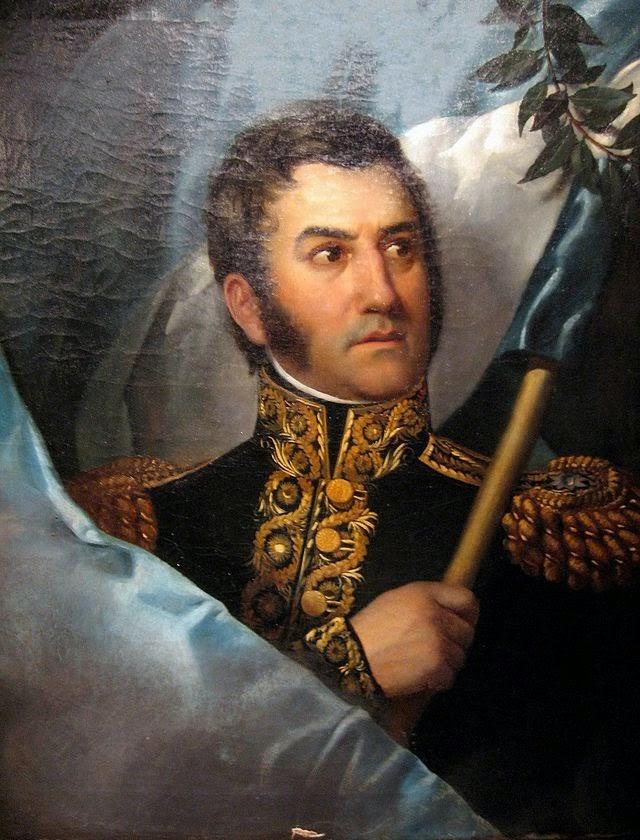 El Protectorado de Don José de San Martín