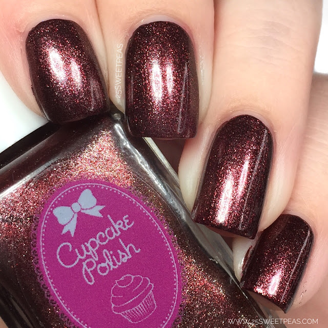 Cupcake Polish Trick or Treat Yo' Self