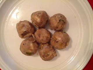 Spicy Pearl (Bajra) millet Dumplings